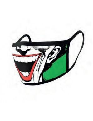 DC Comics pack 2 Sheet masks Joker Face