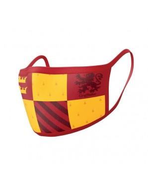 Harry Potter pack 2 Sheet masks Gryffindor