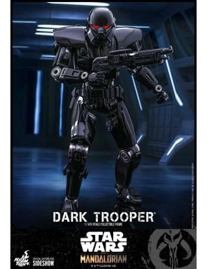 Star Wars The Mandalorian figurine 1/6 Dark...