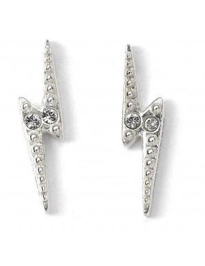 Harry Potter x Swarovski earrings Éclair...