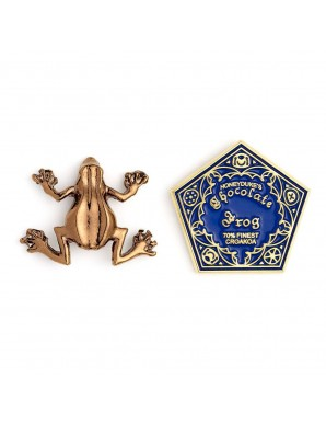 Chocogrenouille d'Harry Potter pack 2 pin's