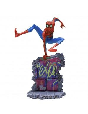 SpiderMan : Statuette nouvelle génération BDS...