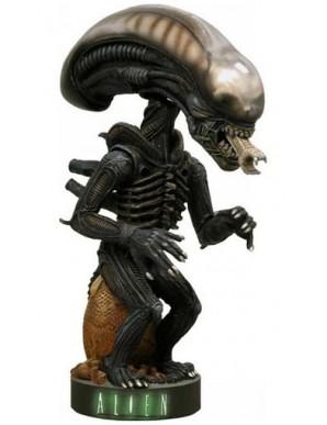 Alien Head Knocker Alien Warrior 18 cm