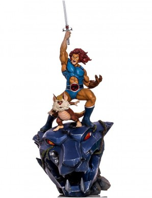 Thundercats statuette BDS Art Scale 1/10 Lion-O...