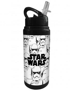 Star Wars IX Metal Bottle Stormtroopers