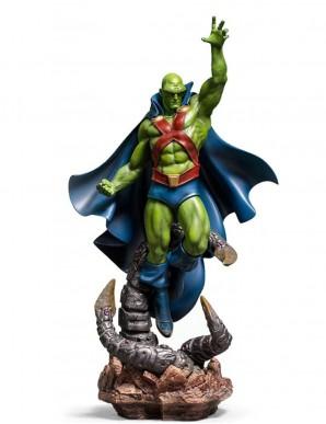 DC Comics statuette  1/10 Art Scale Martian...