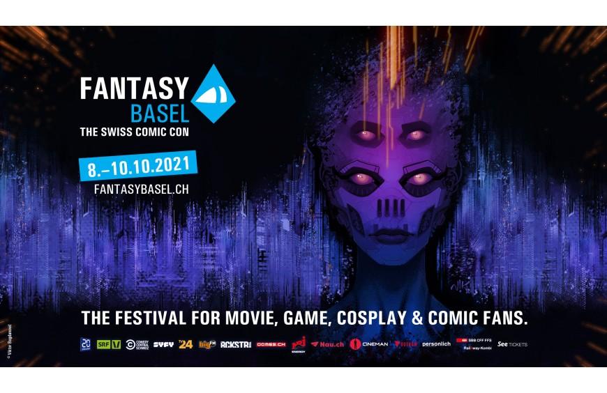 Fantasy Basel - La Comic Con suisse a confirmé les dates pour 2021
